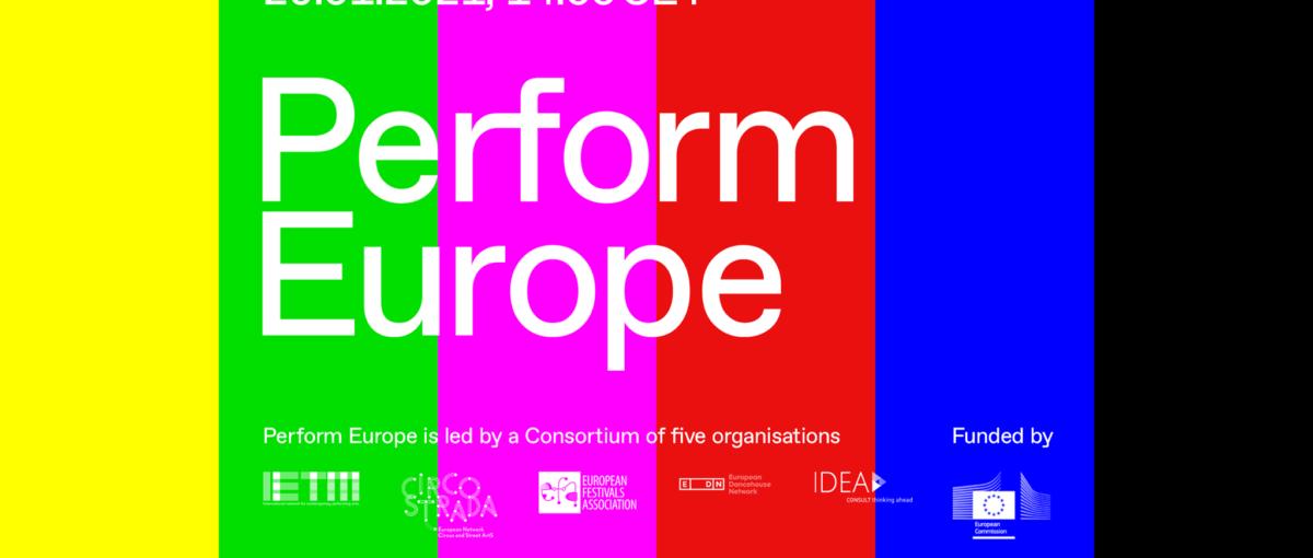 Výzva Perform Europe