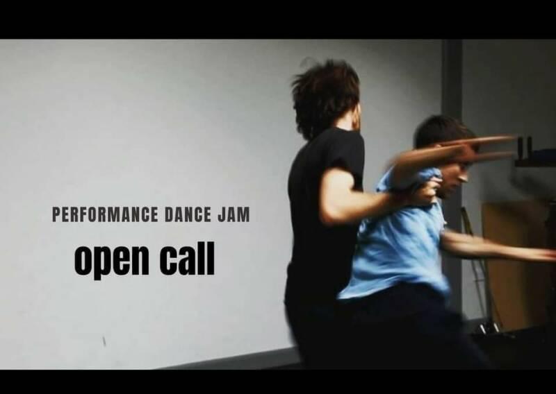 """Performance dance jam"""