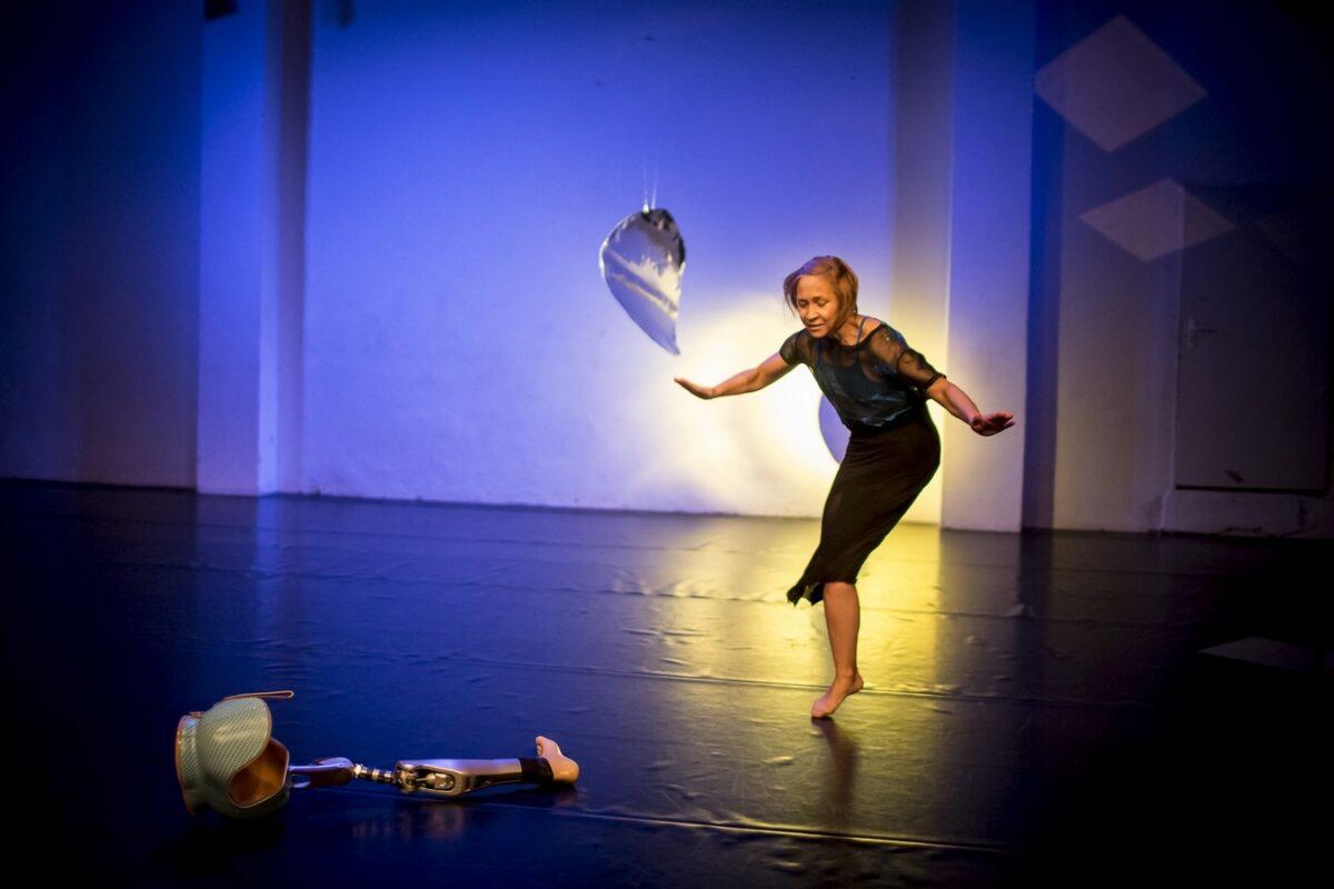 Rozhovor stanečnicí, choreografkou a fyzioterapeutkou Markétou Stránskou
