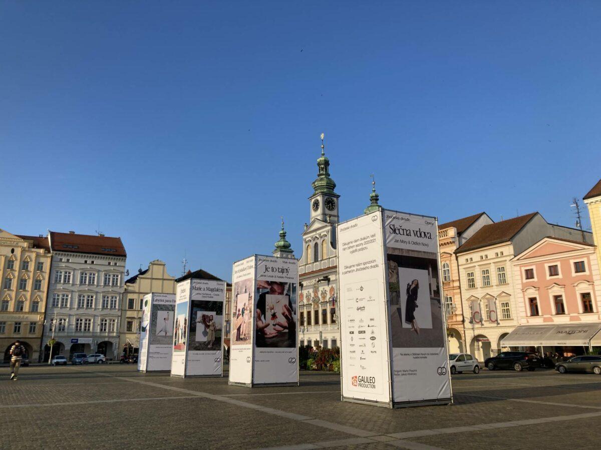 Jihočeské divadlo představí novou sezónu na náměstí